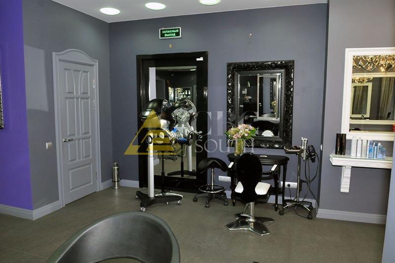 Обустройство освещения при ремонте салона красоты