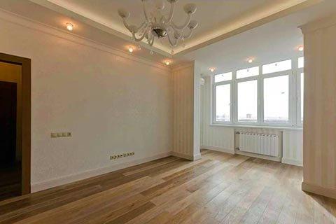 Ремонт в трехкомнатной квартире 63 кв м - способы придания функционала и расширения пространства