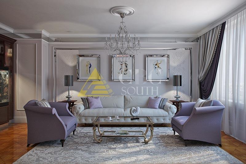 Почему популярны дизайн-проекты 2-х комнатной квартиры в светлых тонах - особенности, цены
