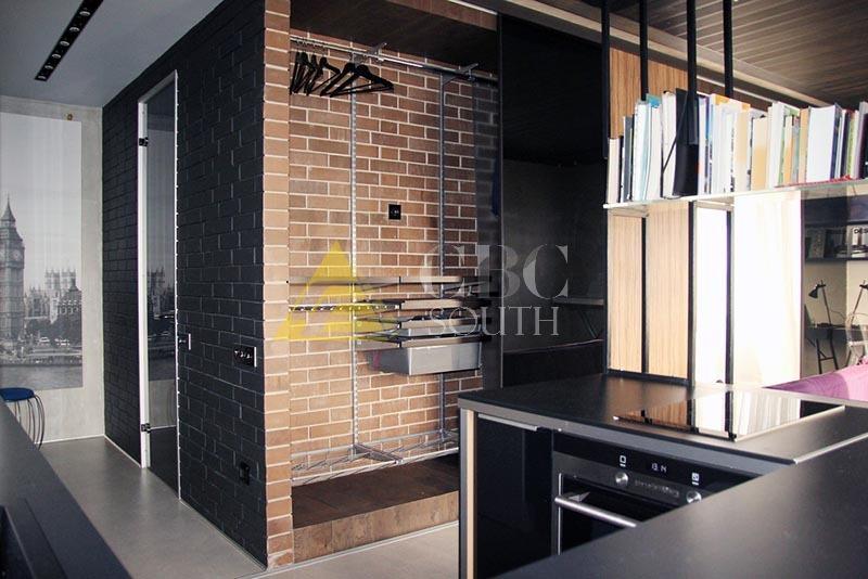 Особенности дизайн-проекта 1- комнатной квартиры в стиле «лофт»
