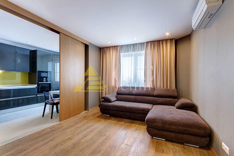 Ремонт двухкомнатной квартиры в стиле «новой классики»